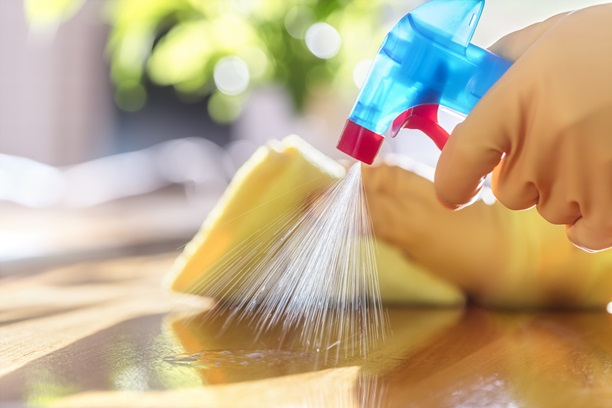 How to Clean and Disinfect Your Home Against COVID-