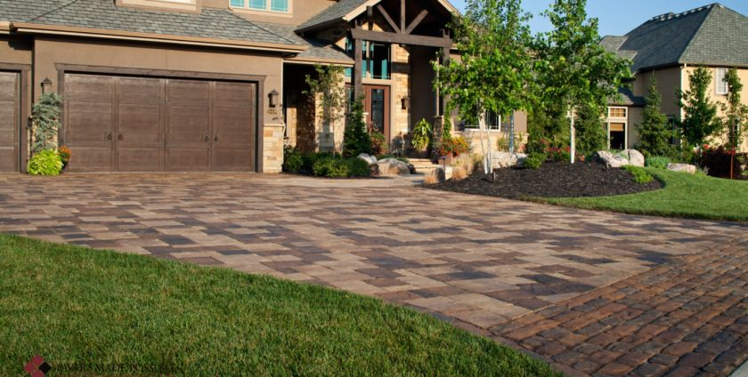How to Choose a Driveway Pavement That Matches the Exterior of .