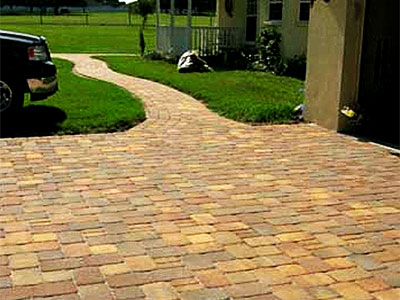 Driveway Pavers | New Orleans, Uptown, Kenner, Metairie, Lakeview,