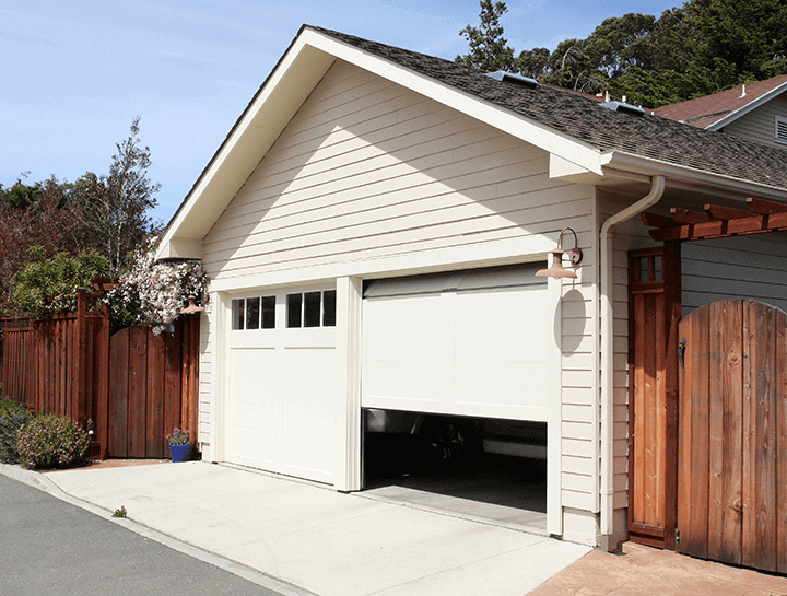 My Garage Door Keeps Going Up and Down, What Should I Do? | Yard .
