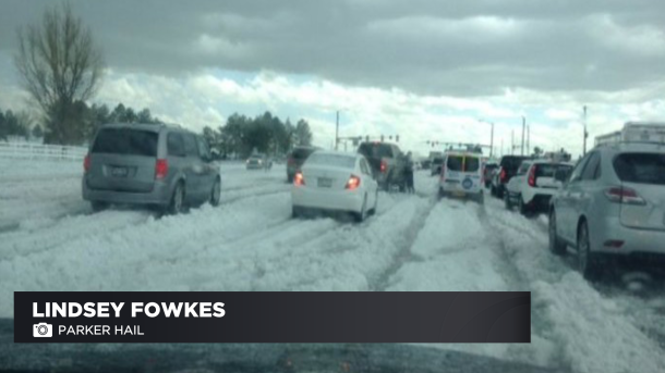 Weather School With Chris Spears: Why Is Colorado So Prone To Hail .