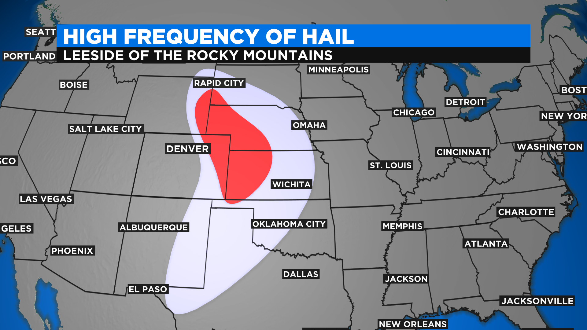 Why is Colorado so susceptible to   hail?  3 things you can do to make sure   your home is ready for the worst