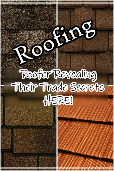 Roof Repair * Although you might want to spend less by using .