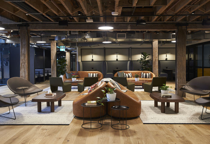 WeWork Pyrmont Coworking Offices - Sydney - Office Snapsho