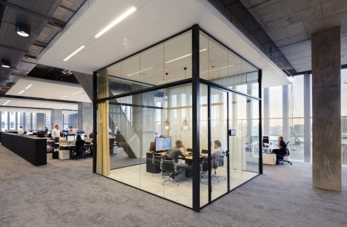 Why Office Partitions Are Standard in   Modern Sydney Offices