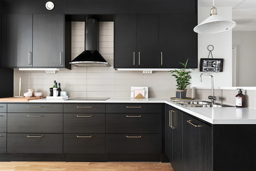 Why the popularity in Scandinavian   kitchen cabinets has increased over the years