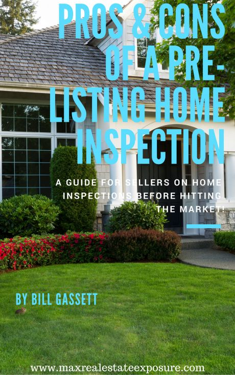 Why Pre-Inspections Are the Right Step   for Smart Home Sellers