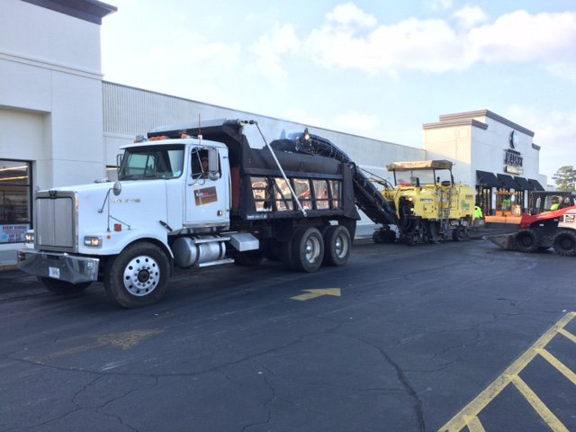 Why Milling Is a Necessary Part of Paving | Blackjack Pavi