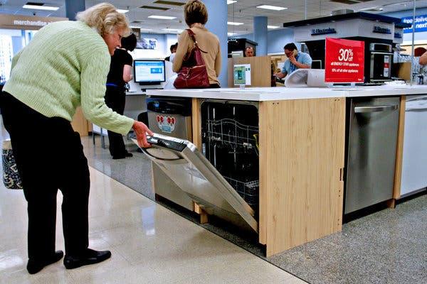Inside Conservative Groups' Effort to 'Make Dishwashers Great .