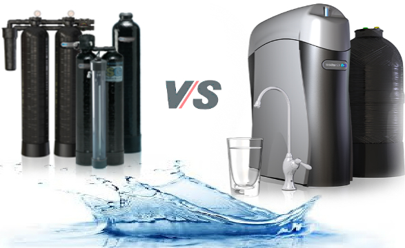 Why you need a water filter for the whole   house and a drinking water filter