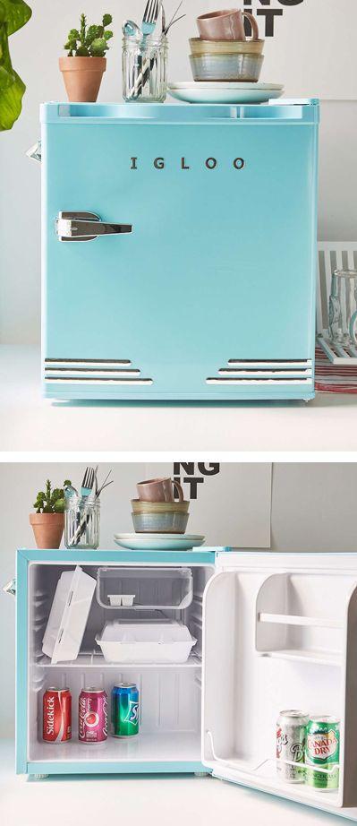 Mini Refrigerator | Mini fridge, Mini fridges, Dec
