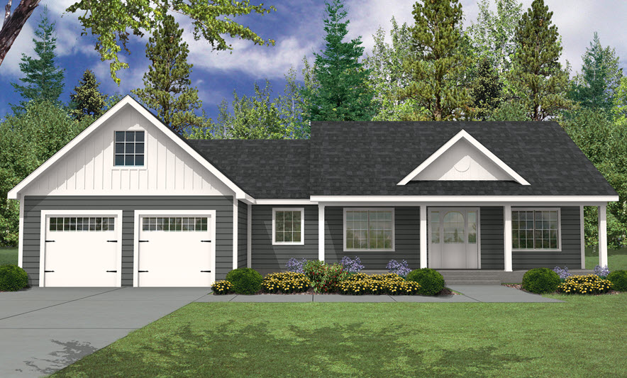 Custom Home Building Pricing in Maine | Rough Ballpark Pricing for .