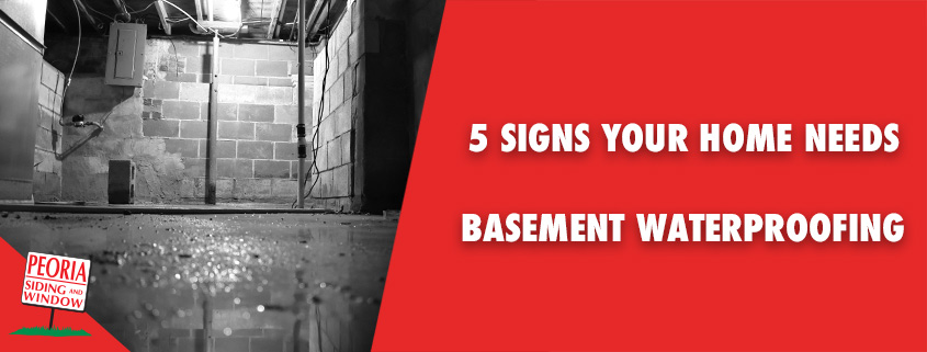 Why your home needs basement   waterproofing