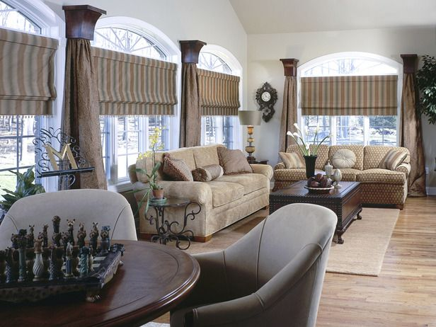 hgtv window treatments | Over 30 more ideas for designing your .