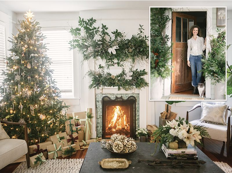 Decked-Out Holiday Decor with Gathering Event's Heather Barrie .