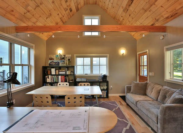 11 Wood Ceiling Ideas - Bob Vi
