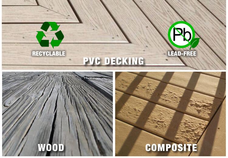 Compare Pvc Decking - Endeck PVC Decki