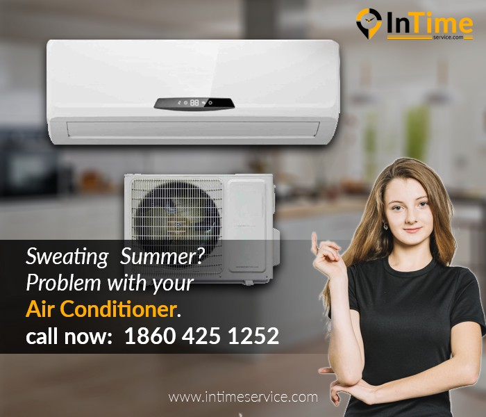 5 reasons your air conditioner is not working properly   by intime .
